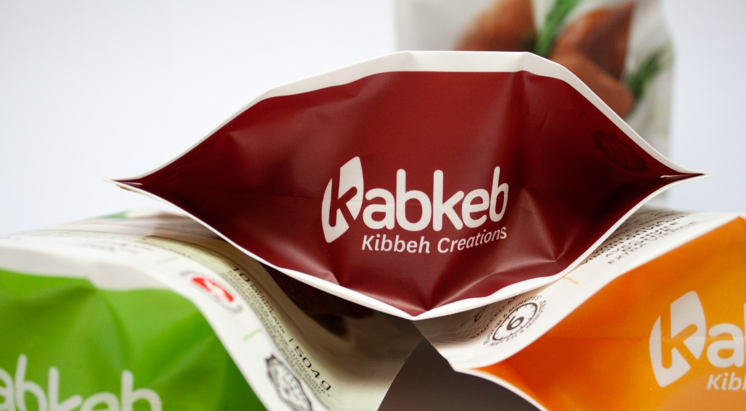 Emballage alimentaire de Kabkeb