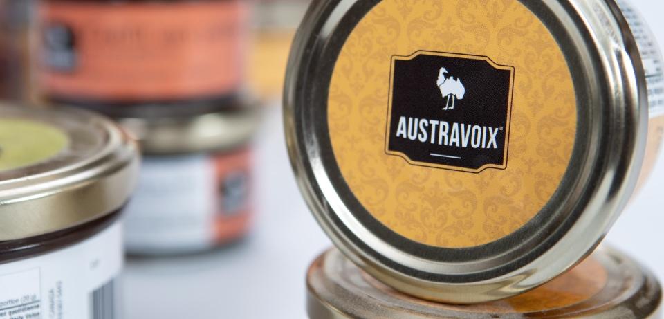 Ensemble de pots alimentaire Austravoix