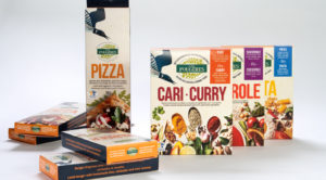Plusieurs boîtes alimentaire de la compagnie les fougères
