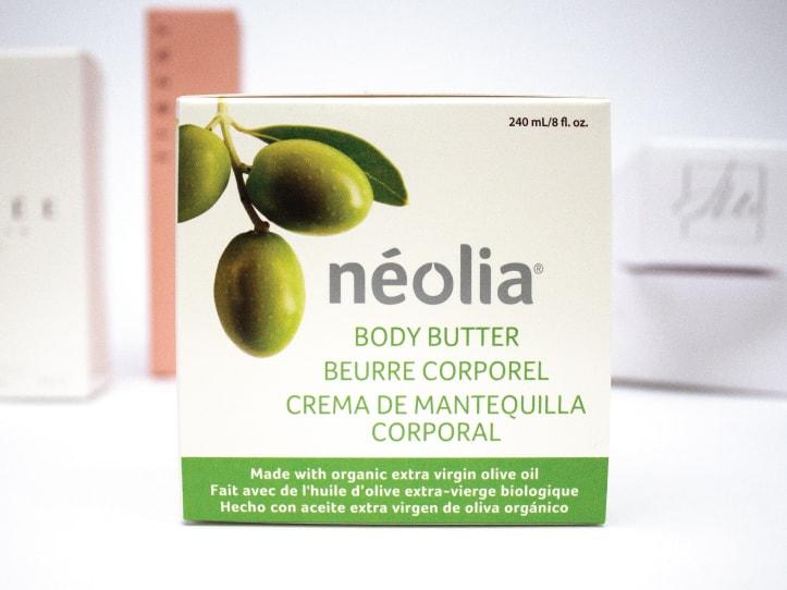 Boîte santé et beauté de Néolia