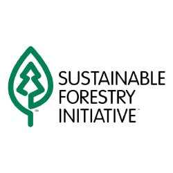 Logo sustainable forestry initiative