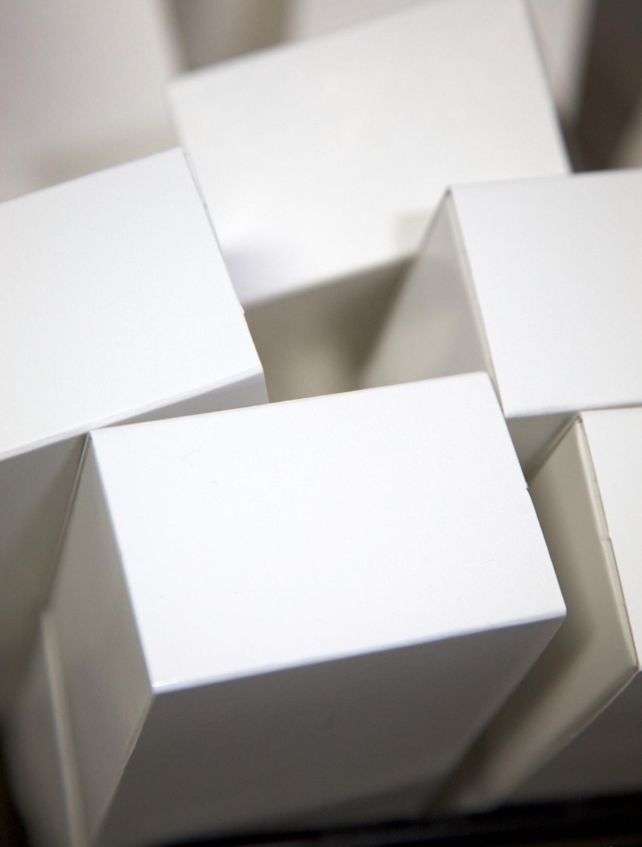 Plusieurs boîtes structurelles